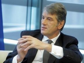 Половина украинцев считают, что Ющенко должен уйти в отставку