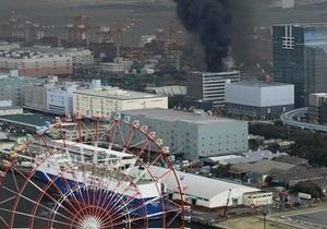 Справка. Крупнейшие землетрясения в истории Японии