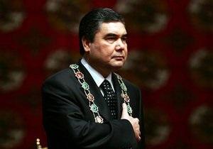 Президент Туркменистана разрешил создать в стране вторую партию