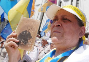 В Харькове организовывают литературные чтения в рамках акции против языкового закона