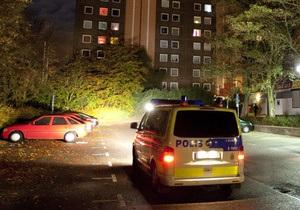 Четырехлетний швед угнал машину родителей
