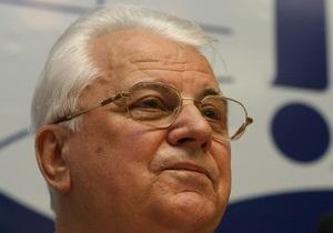 Кравчук: КС может быть привлечен к ответственности за возврат Конституции 1996 года