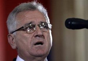 Президенту Сербии запретили праздновать Рождество на территории Косово