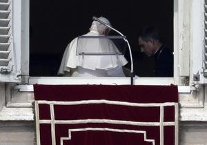 Бенедикт XVI выступил с последней воскресной проповедью