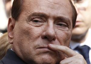 Берлускони - Приговор Берлускони может грозить Италии правительственным кризисом