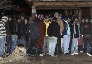 Из Туниса на итальянский остров Лампедуза прибыли почти 1000 мигрантов