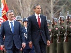 Обама поддержал Турцию в борьбе с курдскими сепаратистами