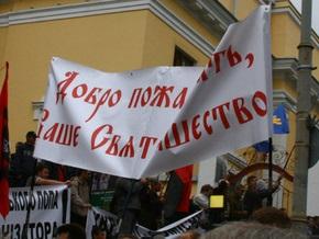Митрополит Владимир встретился с верующими в Ровно (обновлено)