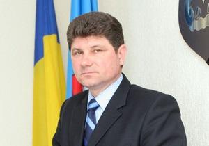 Мэр Луганска чуть не выпал из маршрутки во время поездки