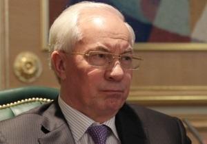 Азаров: Чувствую себя стопроцентным украинцем