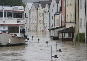 Жертвами наводнения в Центральной Европе стали около 10 человек
