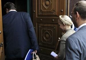 Допросы Тимошенко по делу Щербаня начнутся уже на этой неделе - ГПУ