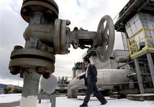 В Европе форвардные контракты на поставку газа в феврале упали ниже $400