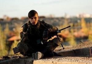 Почти половина украинцев готовы оружием отстаивать суверенитет страны