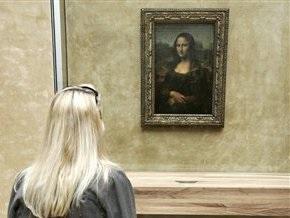 Россиянка запустила кружкой в Мону Лизу из-за отказа в получении гражданства Франции