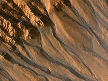 Марс, возможно, был когда-то обитаем