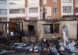 В Одессе мужчина спас из пожара семью, а сам погиб от взрыва газового баллона