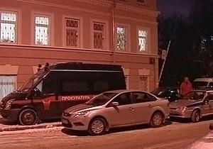 Московский милиционер застрелил коллегу в здании прокуратуры
