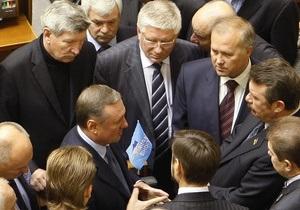 Ефремов заявил, что все фракции выступают против инициативы БЮТ перераспределить комитеты