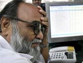 Российские биржи закрылись в глубоком минусе