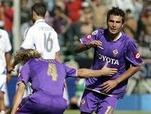Серия А: Муту и Вьери приносят победу Фиорентине