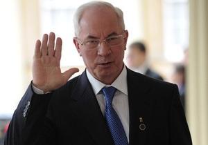 Политолог назвал условие, при котором Янукович примет отставку Азарова - Ъ