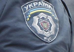 В Киеве задержали вооруженного мужчину при попытке ограбить банк
