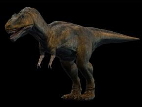 Ученые: Тираннозавры массово гибли из-за воспаления горла