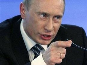Путин заявляет о необходимости разработки новых месторождений