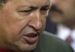 Чавес оставит жителей Венесуэлы без света
