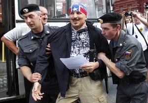 Задержанных на Манежной площади отпустили без обвинений