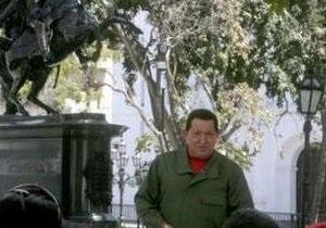 Чавес заявил о готовности ввести в стране энергетическое ЧП