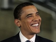 Обама примет участие в записи альбома известного рэппера