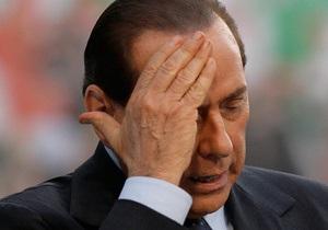 Берлускони требует снижения процентных ставок ЕЦБ - Новости Италии - евро