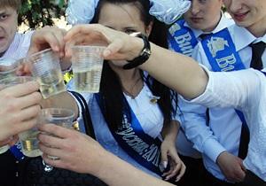 МВД: 40% преступлений подростки совершают в состоянии алкогольного опьянения