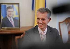 Доход Хорошковского в 2010 году превысил 5 млн гривен