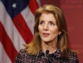 Дочь Джона Кеннеди может заменить Хиллари Клинтон