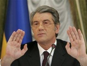 Ющенко намекнул, что украинцы ошибутся, проголосовав за Тимошенко или Януковича