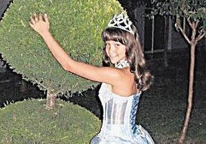 Украинка стала обладательницей титула Юная Мисс мира-2010