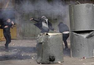 В Иерусалиме мусульмане после пятничной молитвы устроили беспорядки