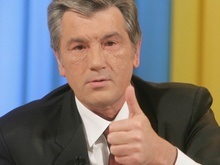 Ющенко не поедет на инаугурацию в Москву, но ждет Медведева в Киеве
