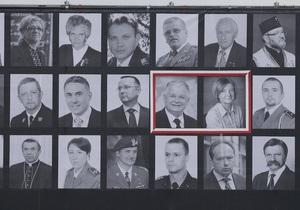 На сайте МВД Польши появились стенограммы записей черных ящиков Ту-154