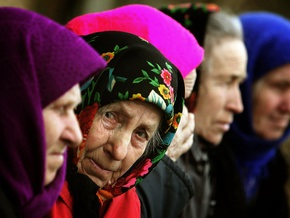 В Украине замедлились темпы сокращения населения