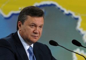 Янукович: В Украине выросло целое поколение пивной молодежи