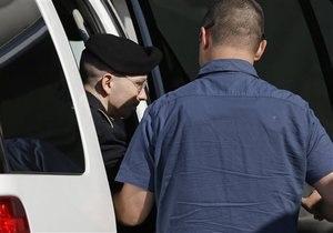 Трибунал совещается, как наказать Брэдли Мэннинга