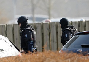 Спецслужбы Дании арестовали двух сомалийцев, подозреваемых в подготовке теракта