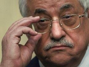 ПНА вновь отказалась от переговоров с Израилем