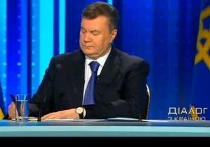 Янукович - Диалог со страной - Олипмиада 2022 - Янукович заявил, что к заявке на Олимпиаду-2022 могут присоединиться Словакия и Польша