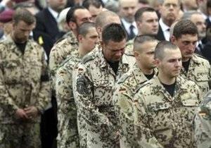 В Афганистане в результате атаки боевиков погибли четверо немецких солдат