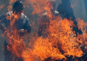 В Луганской области на хладокомбинате взорвался газовый баллон, есть жертвы